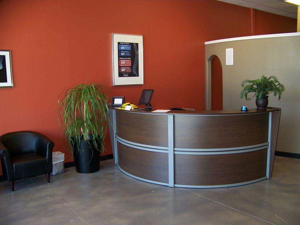 Express Chiropractic & Wellness Keller Office Inside