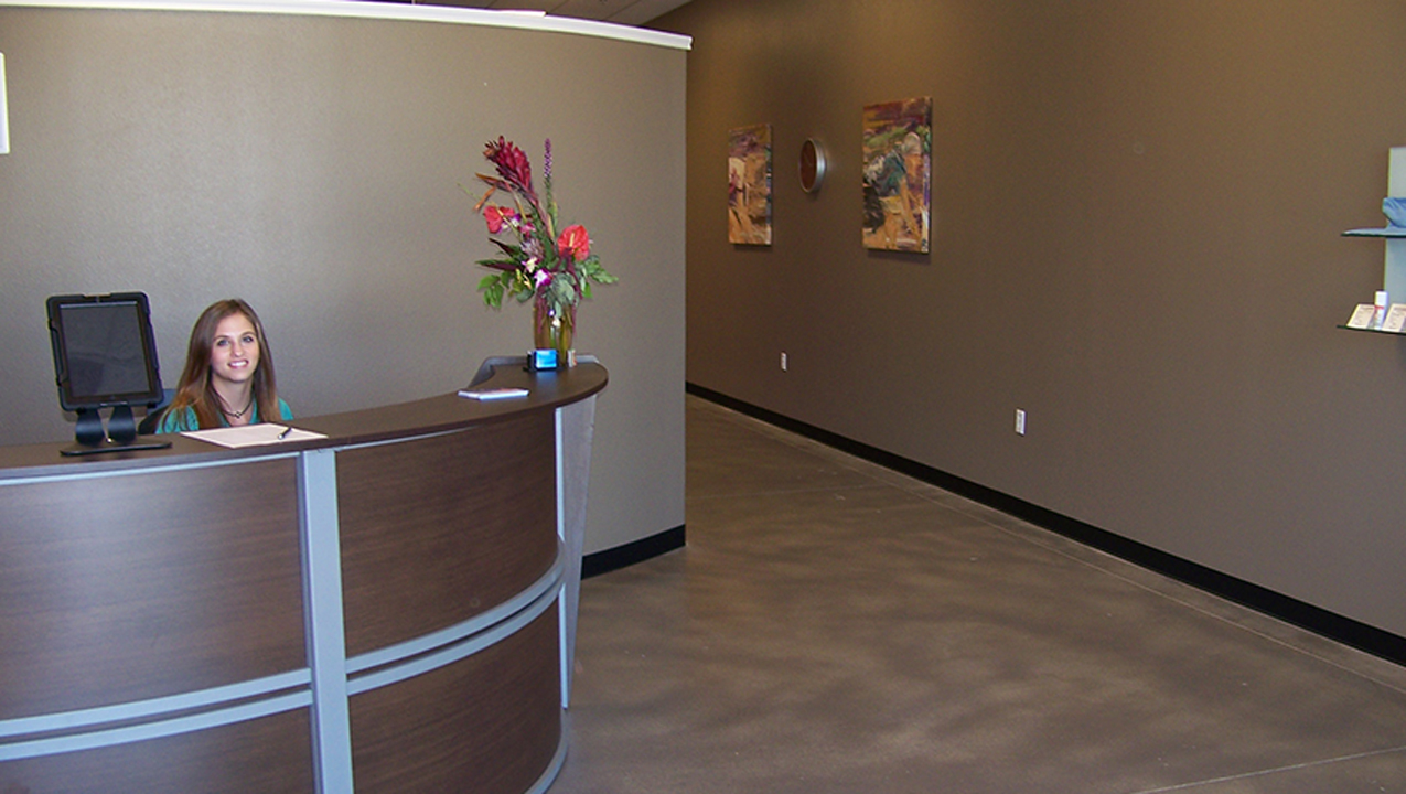 Keller Express Chiropractic Click Inside View